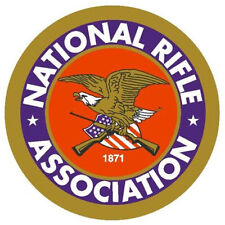 Anti Obama Gun Control NRA National Rifle Association Sign Decal Sticker USA