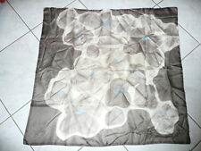 Carré foulard en soie signé harmonie lyon