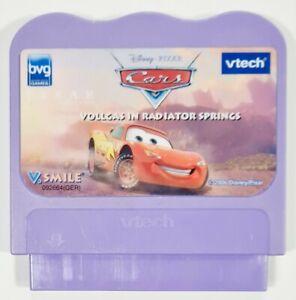 vtech V.SMILE Spiel DISNEY/PIXAR CARS dt. Rechnen/Lesen/Lernen/Vorschule