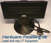 Wincor Nixdorf BA63 Kassendisplay Seriale RS232 - Nero