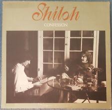 SHILOH Confession 1977 LP RARE Jesus Music LAMB & LION Records LL-1033