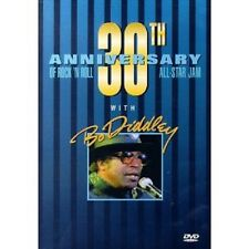 Bo Diddley:  30th Anniversary Rock N Roll All-Star Jam DVD NEW, SEALED! SALE!!!