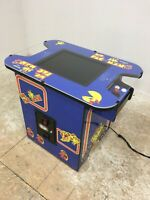 New Ms. PacMan Cocktail Arcade Machine, Upgraded