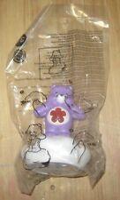 2013 Care Bears Burger King Kids Meal Toy - Harmony Bear on Cloud - Purple