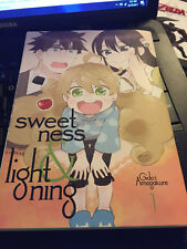 ~*Sweetness & Lightning Vol 1 by Gido Amagakure (LootCrate Exclusive)*~