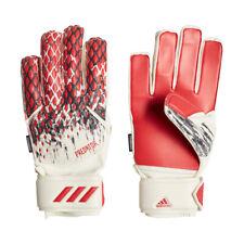 adidas Kinder Predator 20 Fingersave Manuel Neuer Torwarthandschuhe rot/weiß