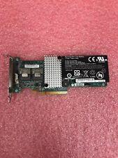 LSI MegaRAID SAS 9260-8i SATA SAS Contoller Card w/ LSIIBBU07 BBU - Low Pro