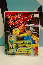 Street Fighter II Chun Li G.I Joe Action Figure NIP