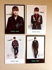 Daehyun B.A.P Party Baby! Official Polaroids Complete Set Rare BAP
