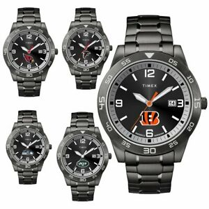 Officially Licensed NFL Men's Acclaim Watch By Timex 630108-J