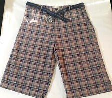 NWOT  Brooklin Xpress Plus Size 44 Mens Jeans Shorts Baggy Hip Hop Capri Pants