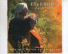 CDELLY & RIKKERT ZUIDERVELDvan het water in de oeverEX- (B3455)