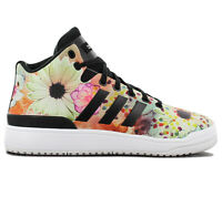 adidas Originals Veritas W Flower Damen Sneaker AQ4864 Blumen Schuhe Turnschuhe