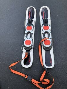 "Salomon Snow Blades trick 23"" ski blades"