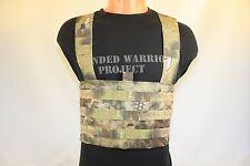 AAT Kryptek Highlander Mandrake Typhon Nomad Chest Rig H Harness 3x14 USA Made