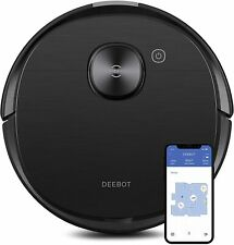 ECOVACS DEEBOT OZMO T8 AIVI Robot Mop Vacuum Cleaner Smart Objection Recognition