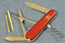 1970s VTG Victorinox 1st Type 84MM GOLFER w/CLIP-POINT BLADE NO COMBO-TOOL Knife