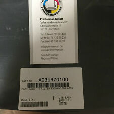 A03ur70100 FILTRO exchanging ASSY Konica Minolta Bizhub PRO PRESS c6500
