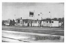 PA Fairless Hills Snug Harbor Cabins & Trailer Park Oxford Valley Gas Station PC