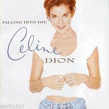 Falling into You by Celine Dion  Music CD - Because you Loved me / All by Myself