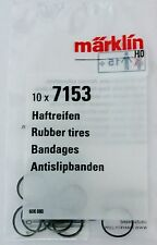 New! Marklin 7153  Traction Tires Pack of Ten, Superfast Low cost USA Shipping!
