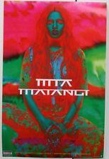 MIA M.I.A. Matangi Poster Print 11x17 2013
