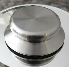 Analogue Studio Stainless Steel Record Stabilizer
