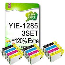 12 INK CARTRIDGE FOR S22 SX130 SX235W SX425W SX435W SX445W T1285 (non-oem)