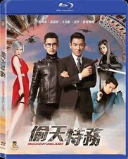 """Andy Lau """"Mission Milano"""" Huang Xiao-Ming HK 2016 Action Region A Blu-Ray"""