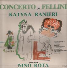 "KATYNA RANIERI / NINO ROTA - RARO BOX 2 x 33 GIRI "" CONCERTO PER FELLINI """
