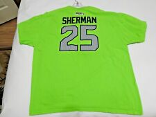 "Tie Dye Richard Sherman San Francisco 49ers /""You Mad Bro/"" T-Shirt"