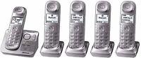 Panasonic KX-TGL463S + 2 KX-TGLA40S Handsets Bluetooth Cordless Phone System