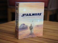 Star Wars The Complete Saga Die kompletten Episoden I,II,III,IV,V,VI NEU Blu-Ray