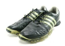 Adidas Powerband 3.0 $130 Men's Golf Shoes Size 12 Black Leather