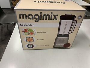 magimix Le  Blender Rot