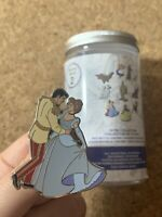 Cinderella- Disney Ink & Paint Series 2 Mystery Blind Box Pin- Prince Charming