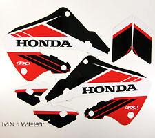 Factory Effex EVO 14 Graphics Honda CR 250 CR250 97 98 99 Shrouds Air Box NEW
