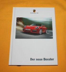 Porsche Boxster 2008 Prospekt Brochure Depliant Folder Catalog Prospetto