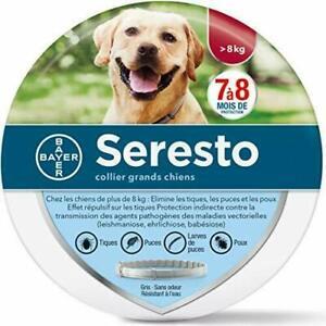 Collier Anti-Puces et Anti-Tiques pour chiens