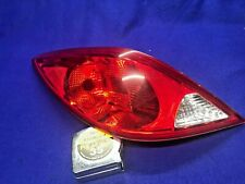 2006 2009 Pontiac G6 Convertible Left Side Tail Light Lamp Assembly