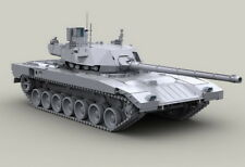 Live Resin 1/48 Modern Russian T-14 ARMATA Main Battle Tank