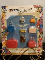 VINTAGE RARE! Barbie clone Lubebor doll fashion. Petra by Plasty.FREE SHIPPING!