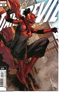 Daredevil #25 (March 2021, Marvel) 2nd Print Variant New Daredevil NM- Zdarsky