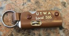 Vintage UTWA Airlines Pocket Knife Advertising