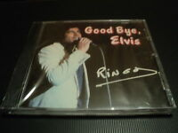 "CD NEUF ""GOOD BYE (GOODBYE) ELVIS PRESLEY"" Ringo WILLY CAT (ex Sheila) 15 titres"