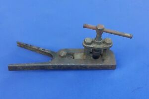 Old School PAPCO Tube Flaring Pipe Tool No. 400 Made USA Plumber Tube Spreader