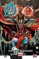 NEW Avengers Volume 6: Infinite Avengers (Marvel Now) by Jonathan Hickman