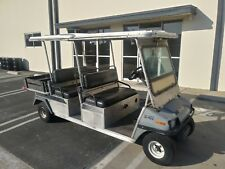 Club Car GAS Carryall VI six Utility golf Cart Industrial Burden Carrier 4 seat