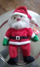Ty Beanie Baby Original SANTA 1998 w Hang Tag Christmas