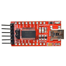 Ft232rl Usb To Ttl Serial Uart Interface Converter Adapter Module Part 33v 5v